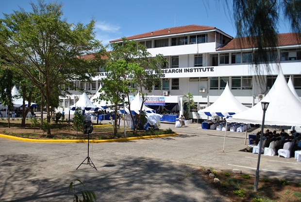 KMFRI HQ and Mombasa Centre